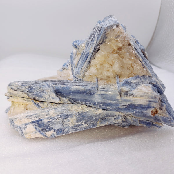 NEW!! Large Raw Blue Kyanite Cluster 60.4oz
