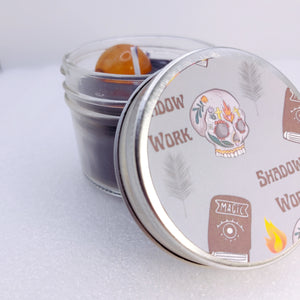 NEW!! Shadow Work Manifestation Intention Candle