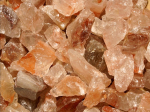 Rough Fire Quartz