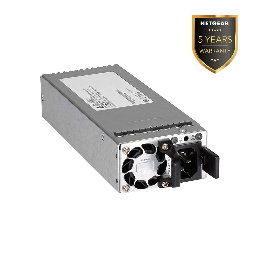 (Pre-Order) Netgear APS150W - 150W Power Supply Unit for M4300-28G and M4300-52G (Warranty 5 Years)