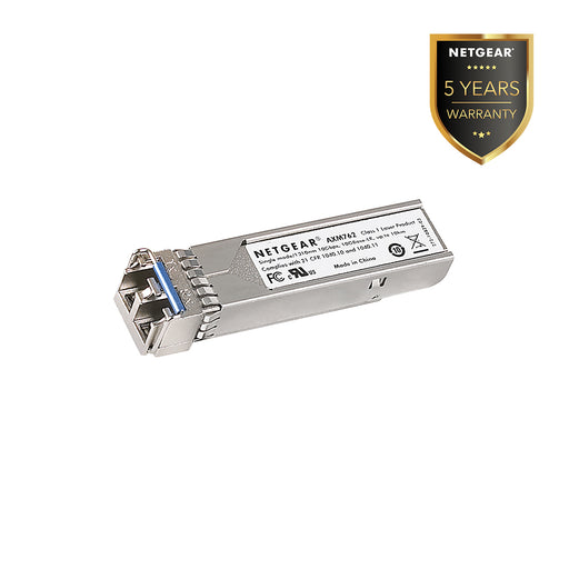 Netgear AXM763 - SFP+ Transceiver 10GBASE-LRM Multimode LC GBIC (Warranty 5 Years)