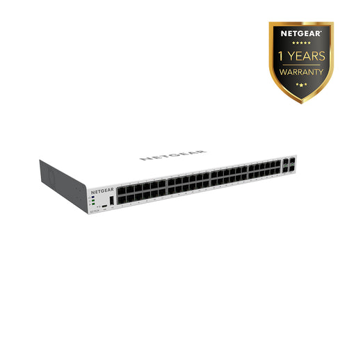 Netgear GC752X - Insight Managed 52 Port Gigabit Smart Cloud Switch (Warranty 5 Years)