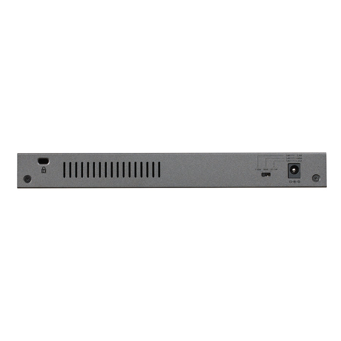 Netgear GS108PP - 8 Port Gigabit PoE+ Unmanaged Switch for IP Camera (Warranty 10 Years)