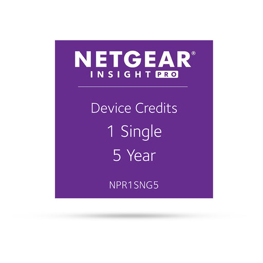 (Pre-Order) Netgear Insight Pro NPR1SNG5 - 1 Single 5 Years