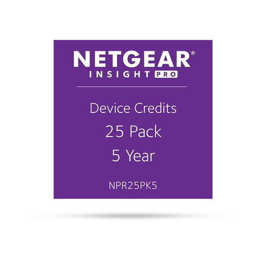 (Pre-Order) Netgear Insight Pro NPR25PK5 - 25 Pack 5 Years