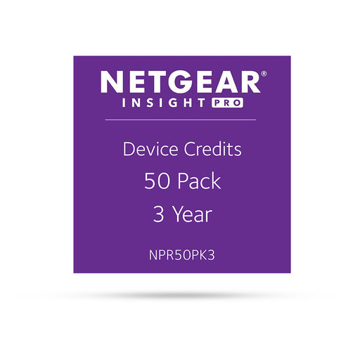 (Pre-Order) Netgear Insight Pro NPR50PK3 - 50 Pack 3 Years