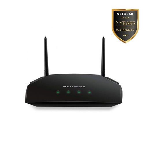 Netgear R6260 - AC1600 Smart WiFi Router Dual Band Gigabit (Warranty 2 Year)
