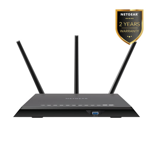 Netgear R7000P - AC2300 Nighthawk Smart WiFi Dual Band Gigabit Router (Warranty 2 Year)