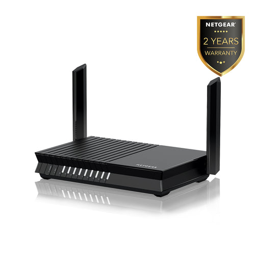 Netgear RAX20 - Nighthawk® 4-Stream AX1800 WiFi 6 Router with NETGEAR Armor™ (Warranty 2 Year)