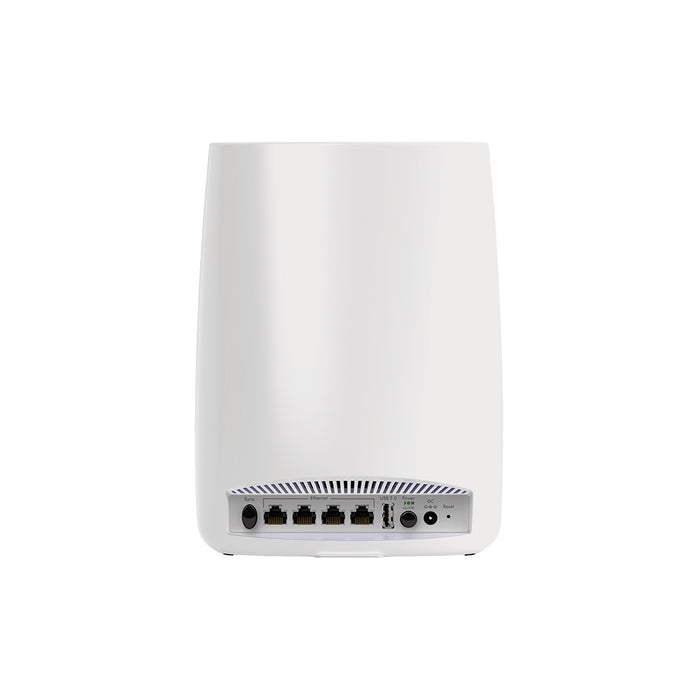 Netgear Orbi RBS50 Tri Band WiFi Add on Satellite - AC3000 Mesh Extender (Satellite Only) - Warranty 1 Year