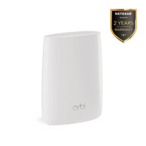 Netgear Orbi RBS50 Tri Band WiFi Add on Satellite - AC3000 Mesh Extender (Satellite Only)