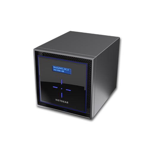 Netgear RN424 - NAS Network Storage Desktop 4 Bay (Warranty 1 Years)