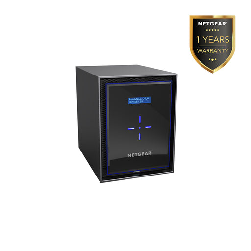 Netgear RN426 - NAS Network Storage Desktop 6 Bay (Warranty 5 Years)