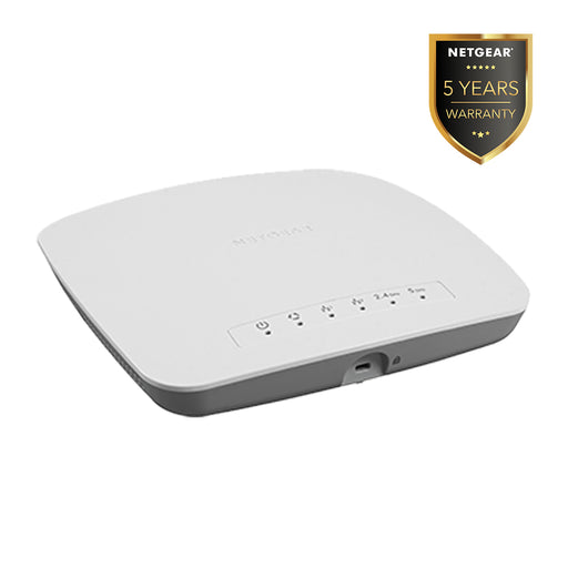 Netgear WAC510 - Insight Managed Smart Cloud Wireless Access Point AC1200 (Warranty 5 Years)