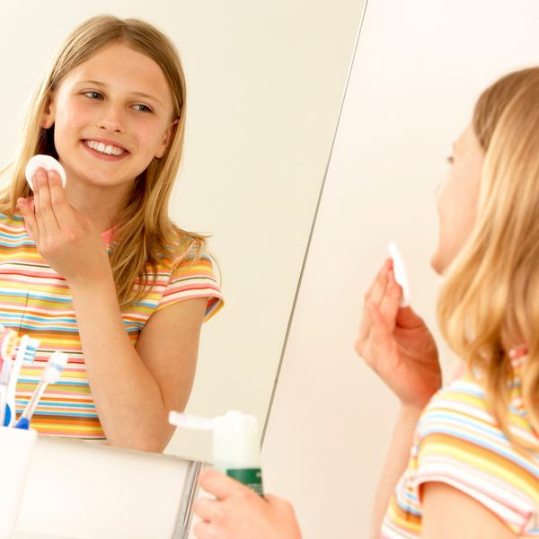 How To Introduce your Tween To Skincare