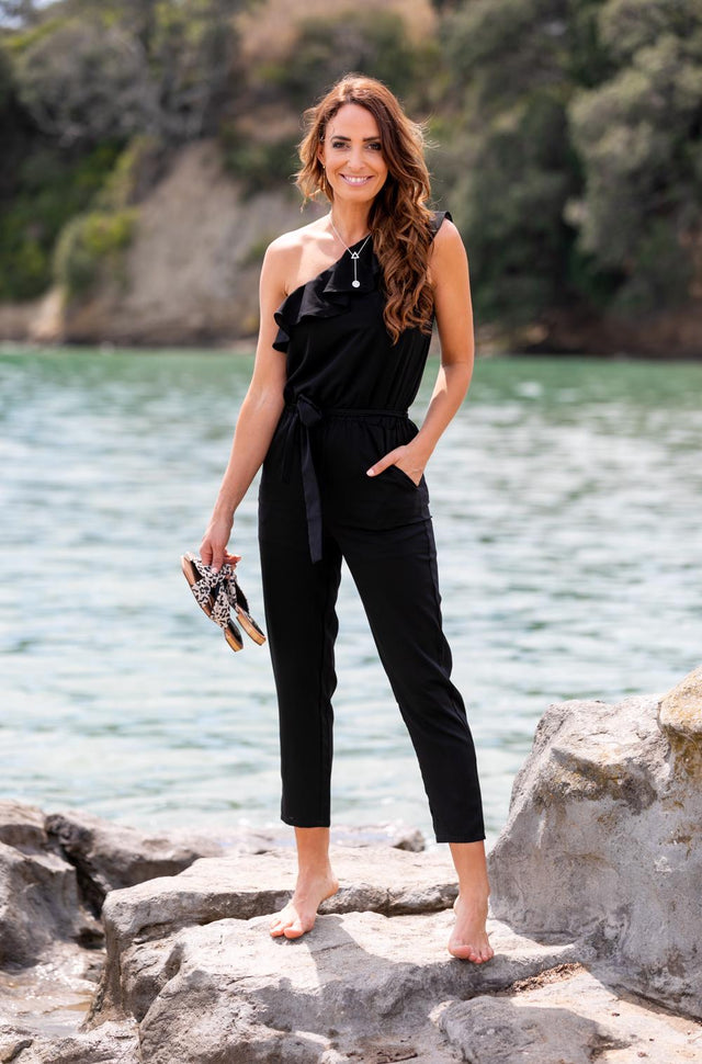 Camilla Jumpsuit Black