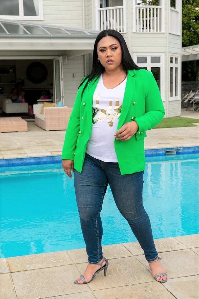 Blake Blazer Kelly Green
