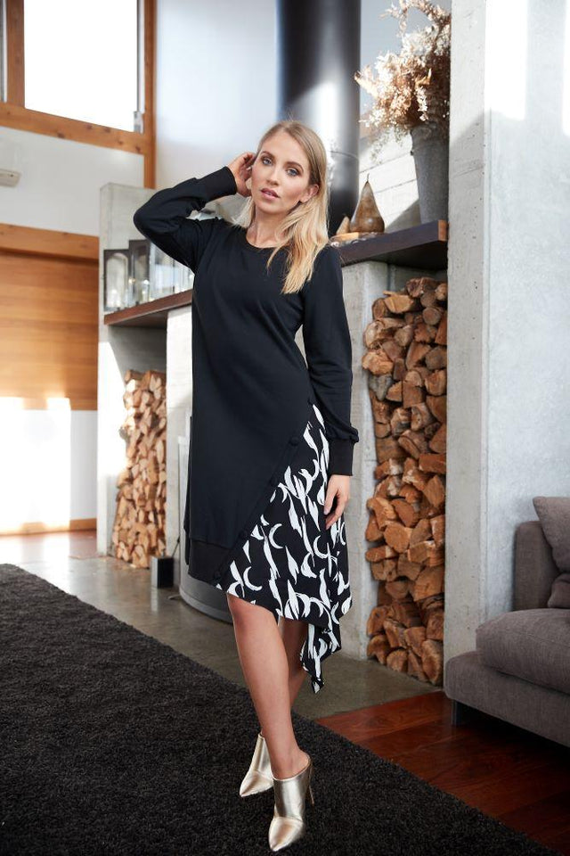 Gemma Sweater Dress