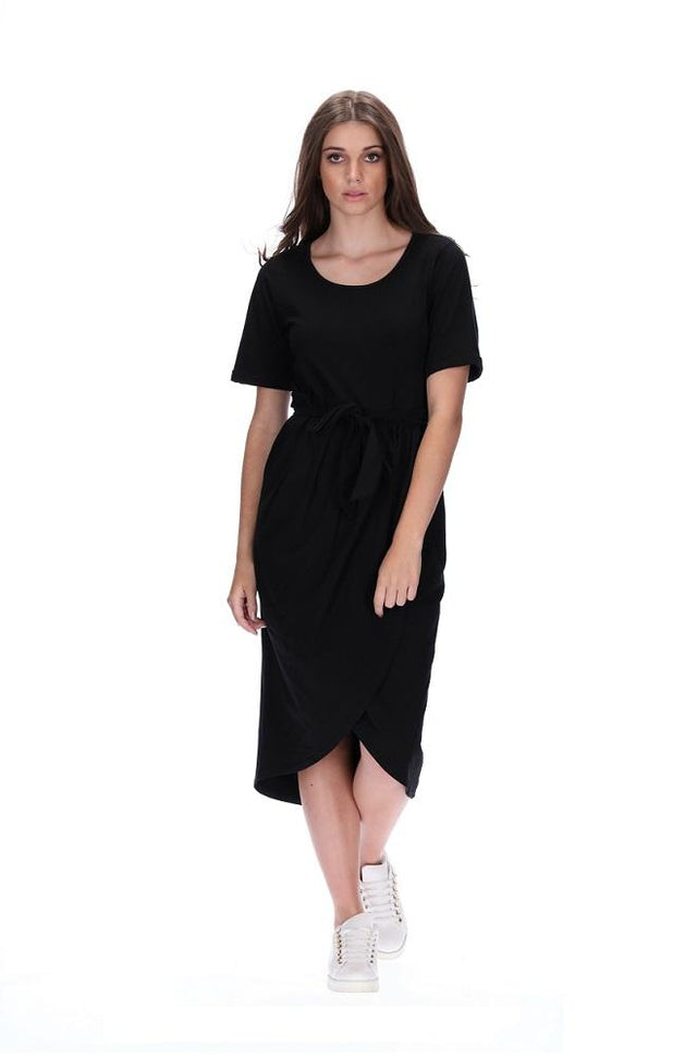 Tania Dress Black