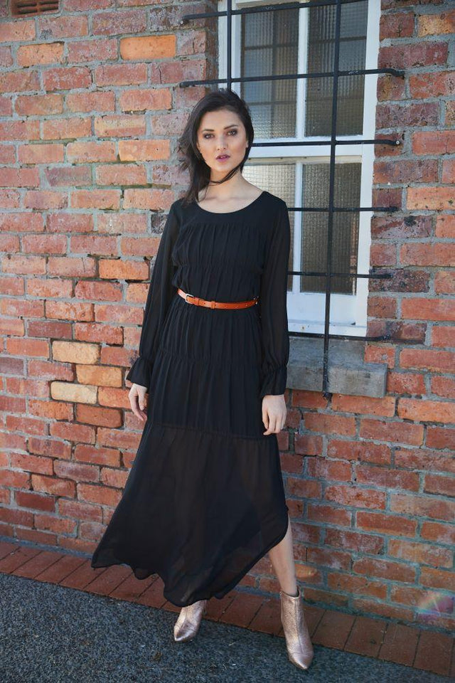 Erin Dress Black