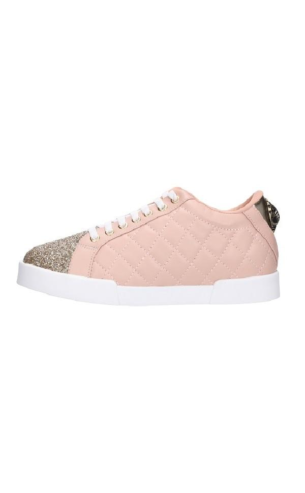 Kriss Kross Sneaker Blush/Gold