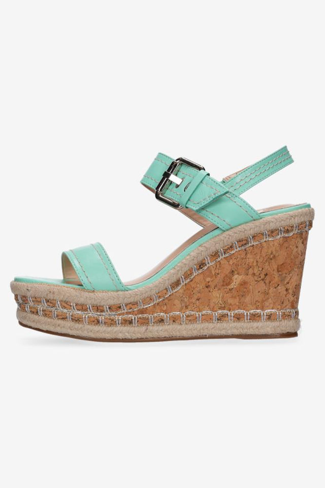 Talia Wedge Mint