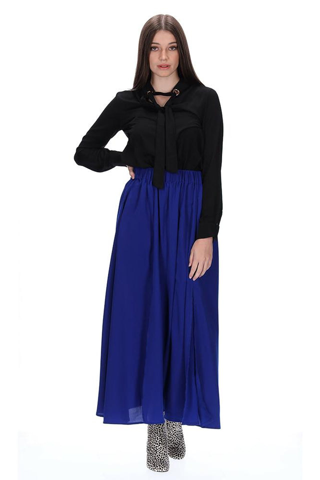 SAMMY SKIRT ROYAL BLUE