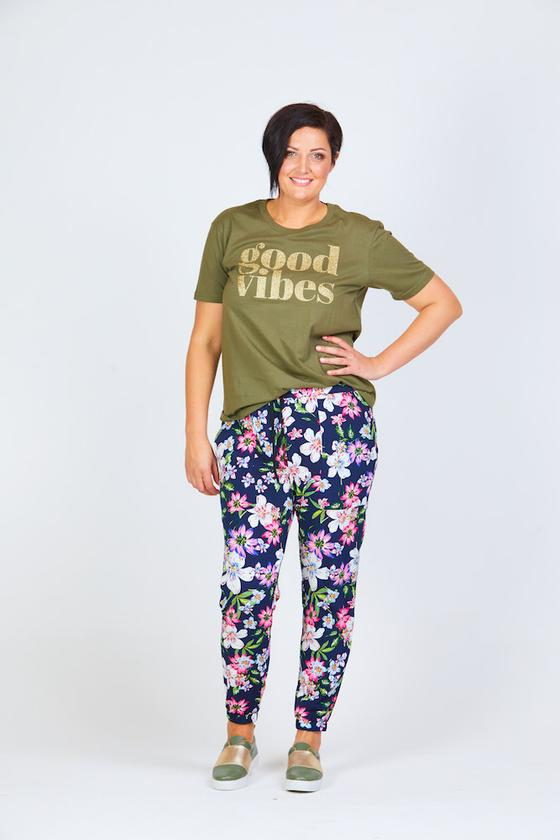 Flora Pocket Pants