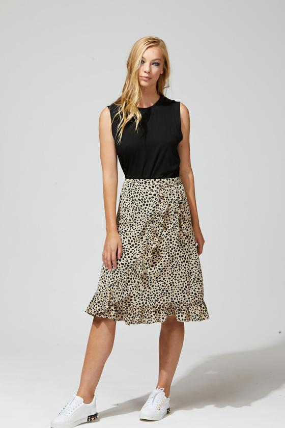 Ren Skirt Sandy Spots