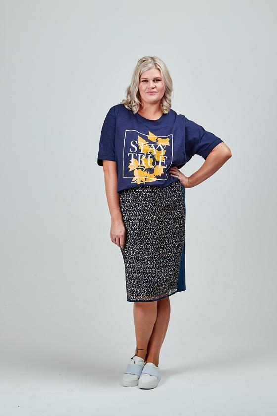 Jess Skirt Navy