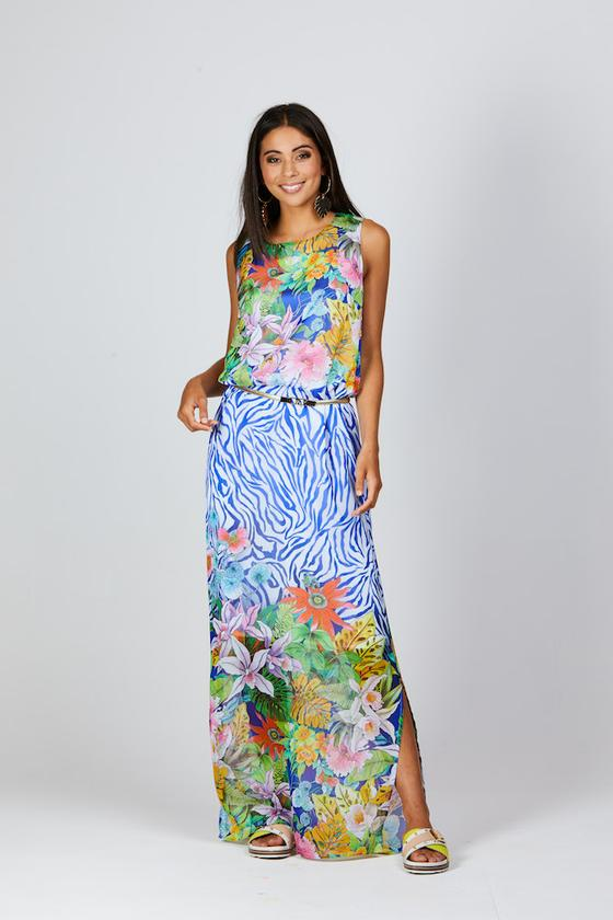 Zariah Maxi Dress