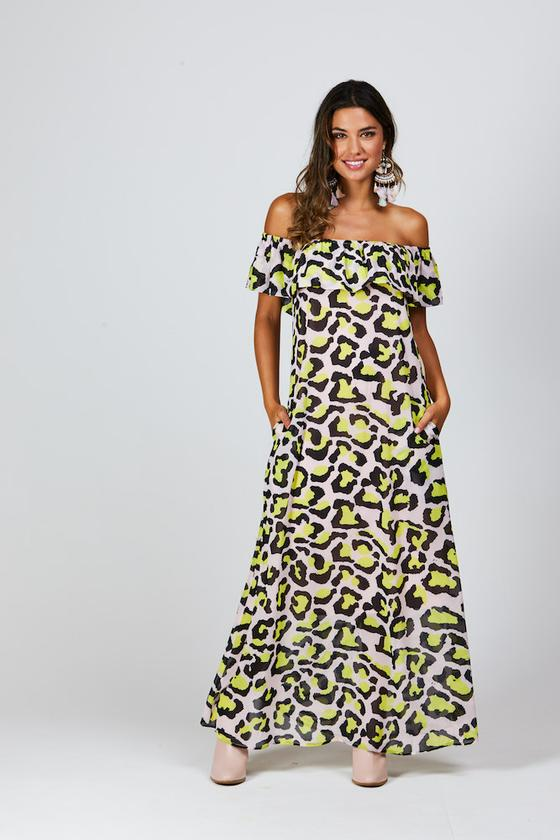 Bryleigh Maxi Dress