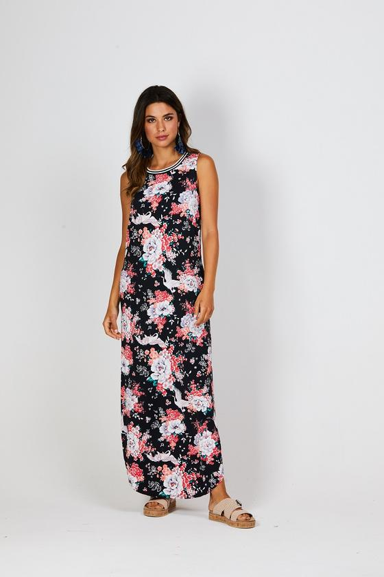 Abbie Maxi Dress
