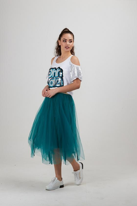 Whisper Tutu Mermaid Green