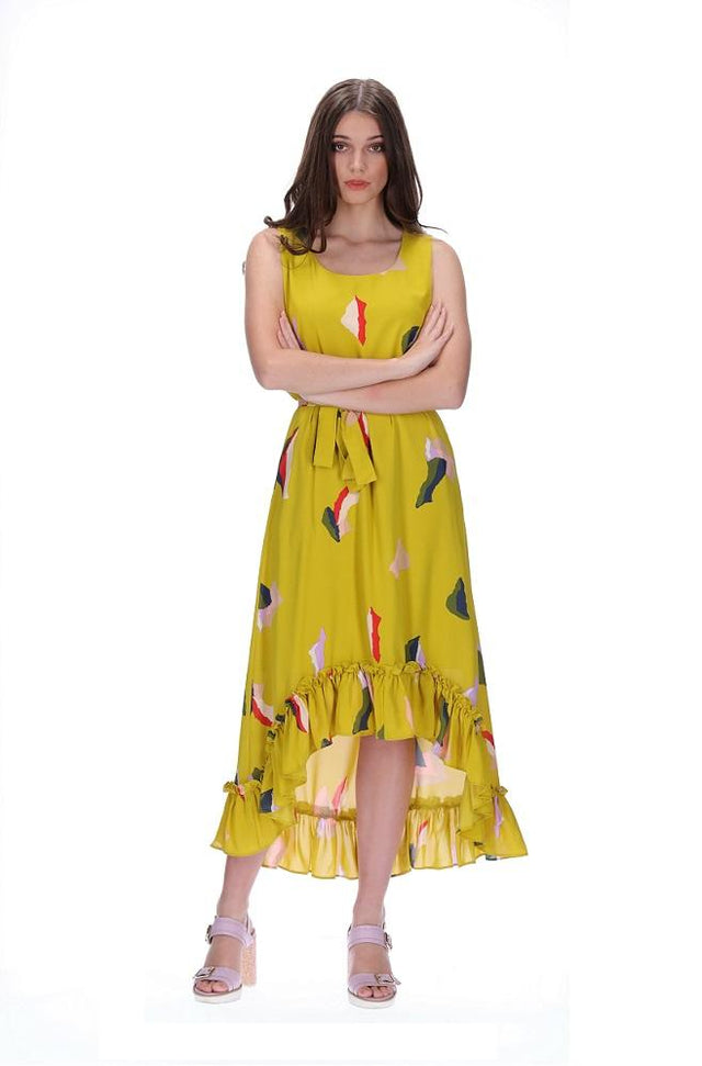 Citrus Squeeze Dress