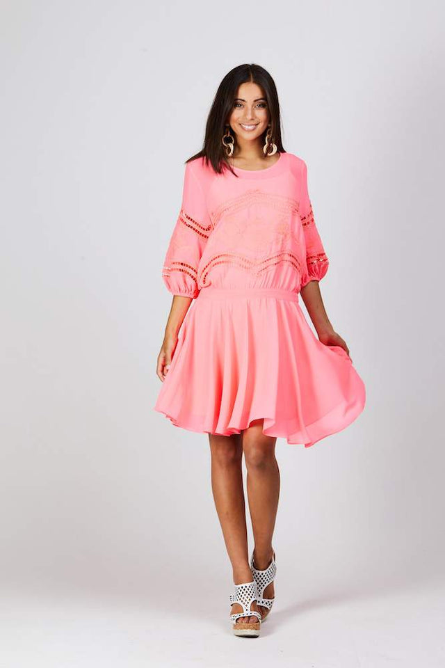 Honey Dress Pink