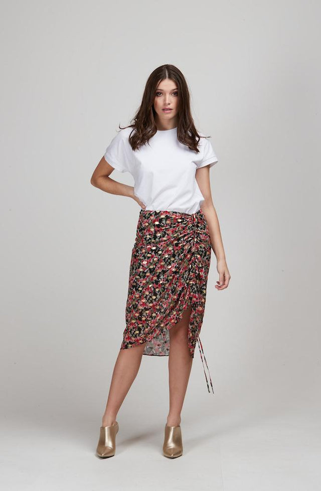 HARLOW SKIRT BLACK
