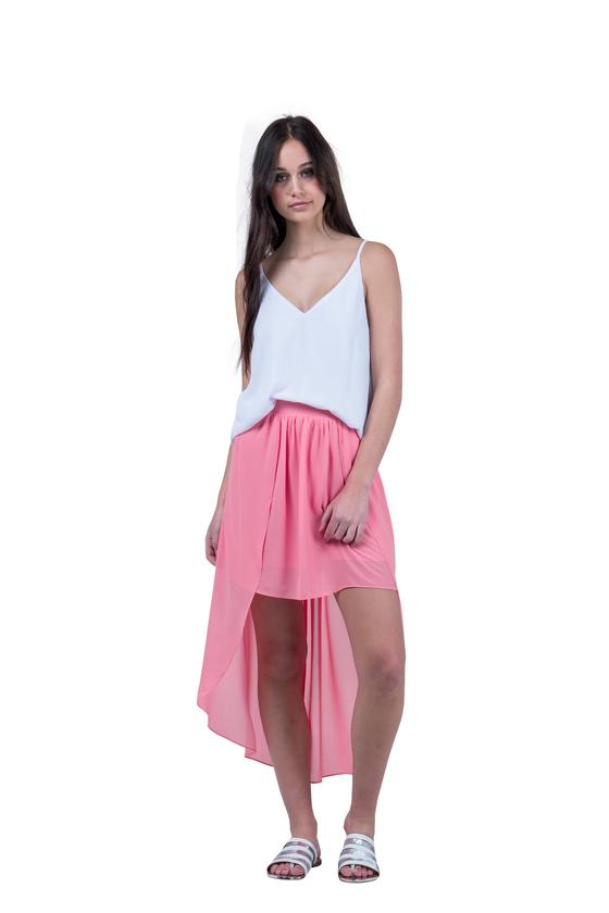 Poppy Lou Skirt Blush