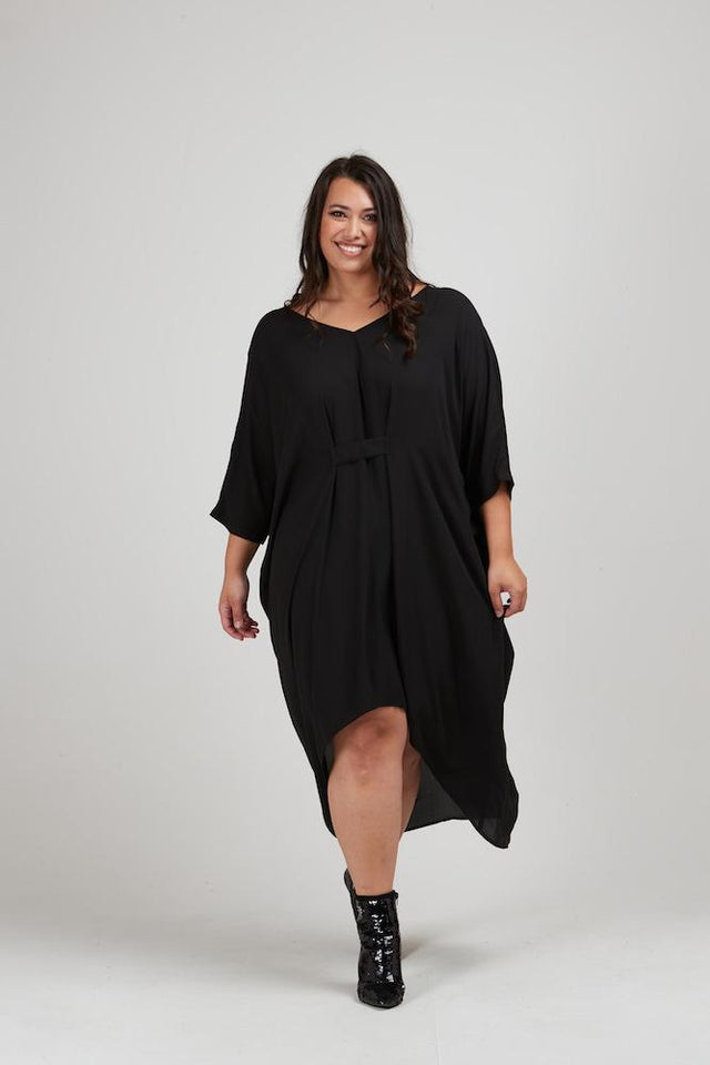 Savannah Dress - Black