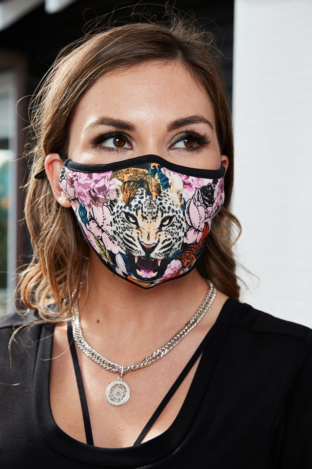 Fierce Face Masks - 3 Pack