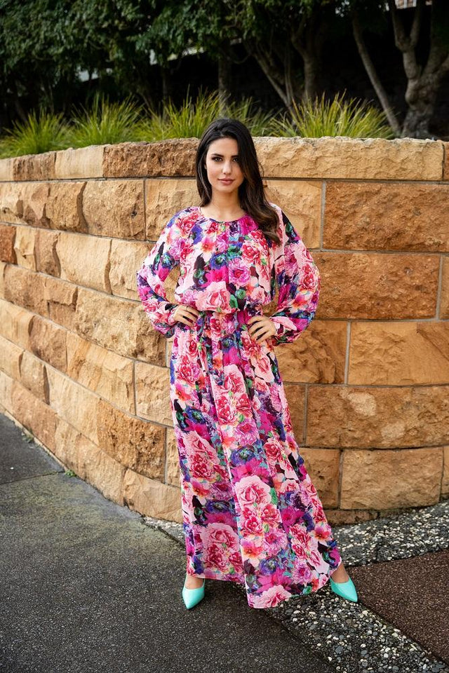 Lucilla Maxi Dress