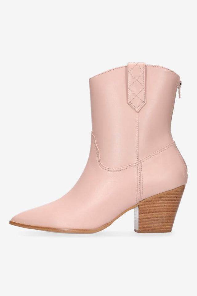 Miley Blush Cowgirl Boot