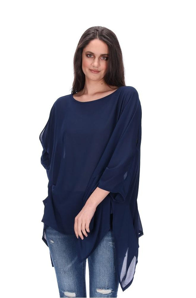 Envelope Top Navy