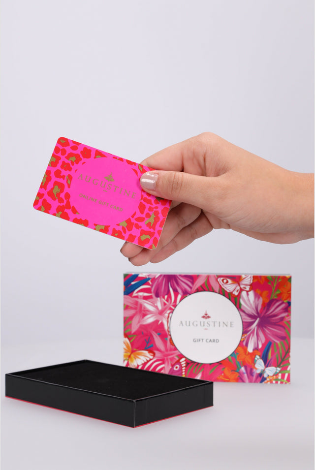 ONLINE PHYSICAL GIFT CARD
