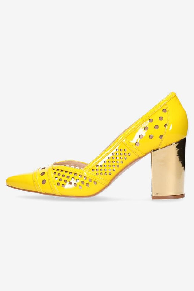 Shelby Heel Yellow
