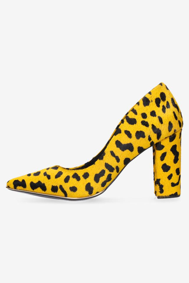 Lucy Yellow Leopard
