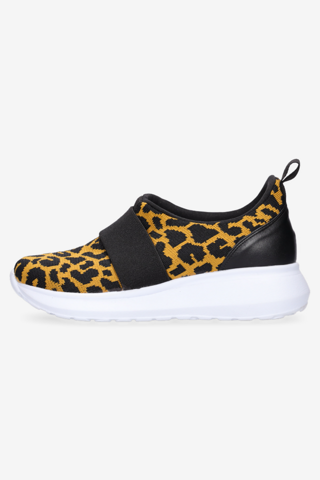 Saskia Honey Leopard