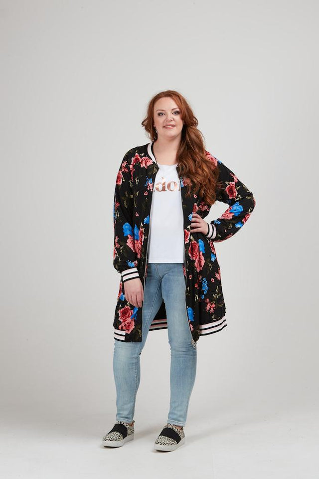 Holly Bomber Coat