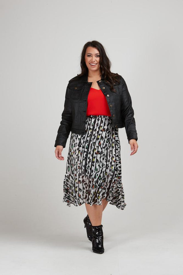 Jaycie Wrap Skirt