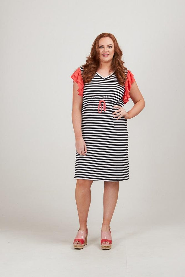 Charly Stripe Dress